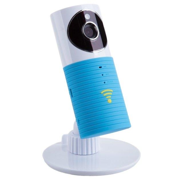 Умная собака ночного видения радионяня беспроводной видео с IP камера HD 720 P P2P ...