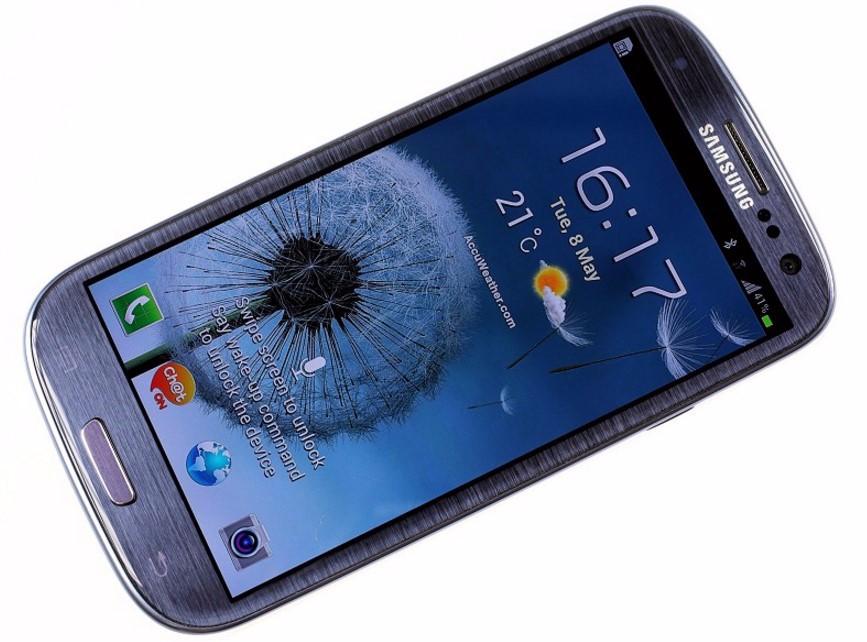 "Unlocked Original Samsung Galaxy S3 i9300 Cell phone Quad Core 8MP Camera NFC 4.8"" GPS Wifi 3G Phone Refurbished Free shipping"