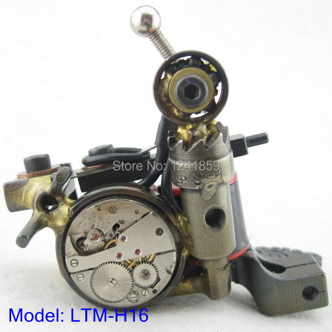 Машинка для тату Luo's tattoo machine Luo 10 25 ltm/h16 LTM-H16