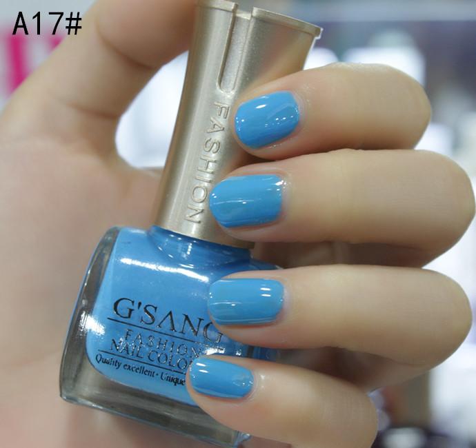 big wholesale 36pcs gsang brand bulk nail polish lacquer art sweet glaze color lacquer nail art polish varnish enamel free ship(Hong Kong)