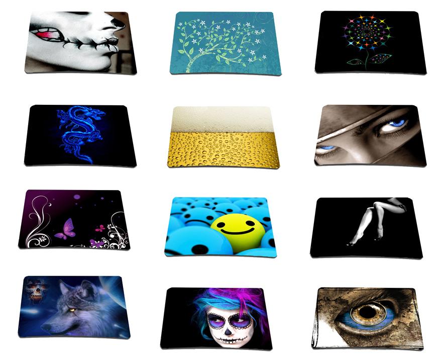 2015 Cute Beard,Leopard Prints,Cat etc. Fashion Mouse Pad Notebook Computer Anti-slip Mousepad Silicone Mice Mat For Women Men<br><br>Aliexpress
