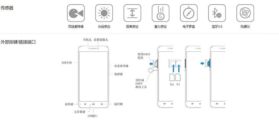 Original KOLINA K100+ Smartphone WCDMA 5.5″ 1920×1080