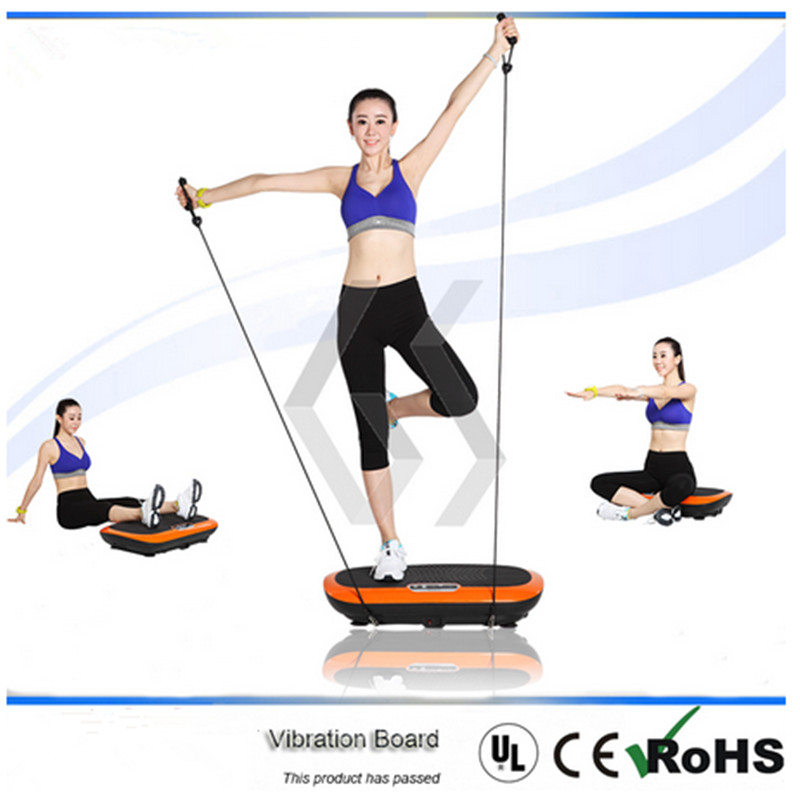 Online buy wholesale vibration plate from china vibration for Maquinas de ejercicios