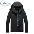 2016 new winter jacket men s waterproof windproof warm coat jacket men s fashion casual soft
