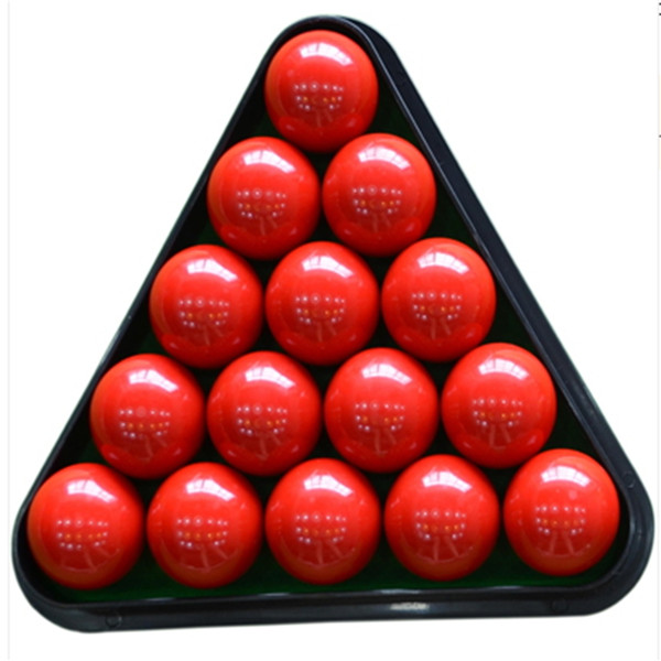 HOT The Snooker (English) 8 Ball Pool Billiard Table Rack Triangle Rack Standard Sports Entertainment(China (Mainland))