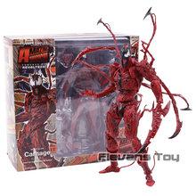 Revoltech Série The Amazing Spiderman Carnificina Encaixotado PVC Action Figure Collectible Modelo Toy Kids Presente(China)