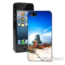 Thailand Island Protector back skins mobile cellphone cases for iphone 4/4s 5/5s 5c SE 6/6s plus ipod touch 4/5/6