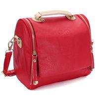 Hot Sale Women Handbgas Lady Embossed Crown PU Leather Retro Messenger Shoulder Bags Satchel Vintage Tote Bolsas Fashion Style
