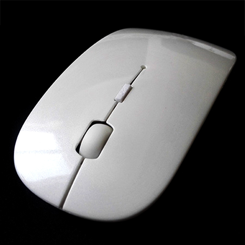 3.0 Interface Ultrathin 1600CPI Bluetooth wireless Mouse 10M Working Distance Mice Support For Apple Ipad/Iphone/Mac(China (Mainland))