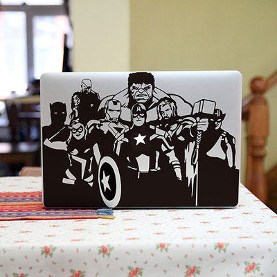 Apple Laptop Cover Stickers Inch Laptop Cover Sticker