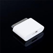 Микро USB синхронизации данных зарядный V8 с 30 контакт. конвертера кабель зарядное устройство для iPhone 4 4S ipad 2 3 ipod touch