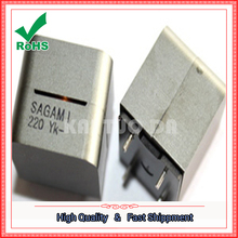 Buy Free 1pcs New SAGAMI digital amplifier large current shielded inductor 7G23A 220 22uH for $10.19 in AliExpress store