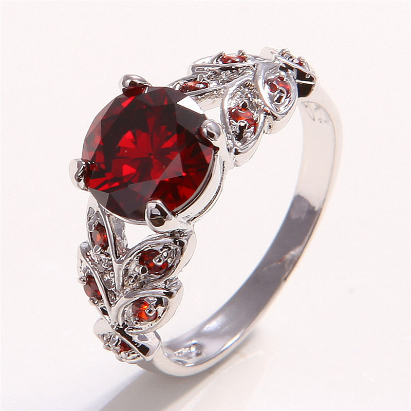 Ruby ring  Etsy