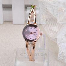 2014 New Fashion Gold Watch Luxury Brand Women Dress Watches Quartz Casual Watch Wristwatch Clock Relogios