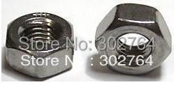 M5X100PCS stainless steel 316,HEX NUT,DIN934,fasterer/marine,boat hardare