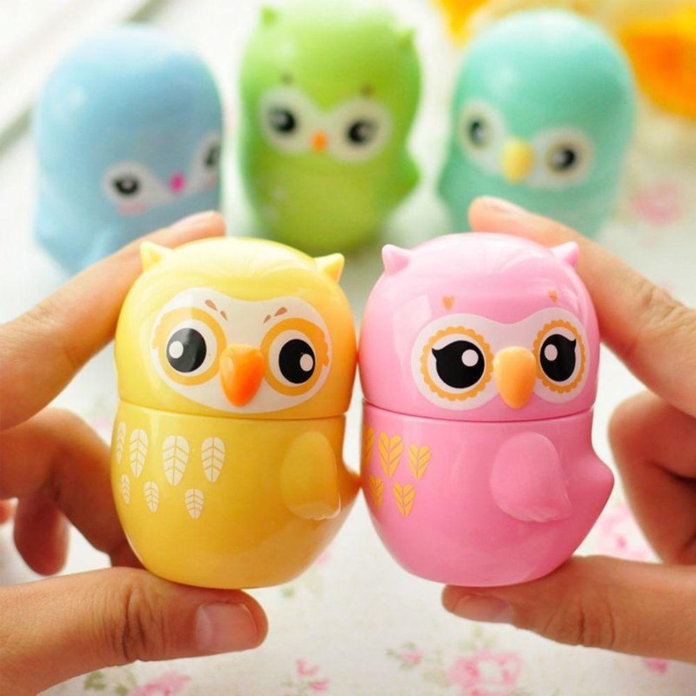 40ml Hydrating Hand Cream Whitening Cream For Hand Owl Hand Cream Cute Skincare Cosmetic Owl Hand Lotion Cream