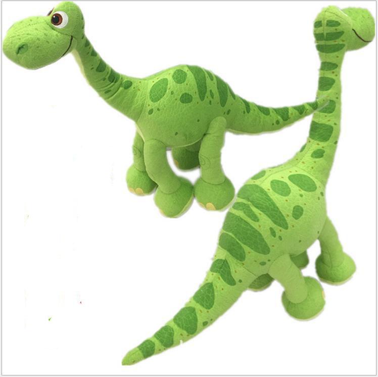 New 30-50cm Movie The Good Dinosaur Plush toys Arlo stuffed Doll Cartoon Plush toy for children Christmas Birthday gift(China (Mainland))