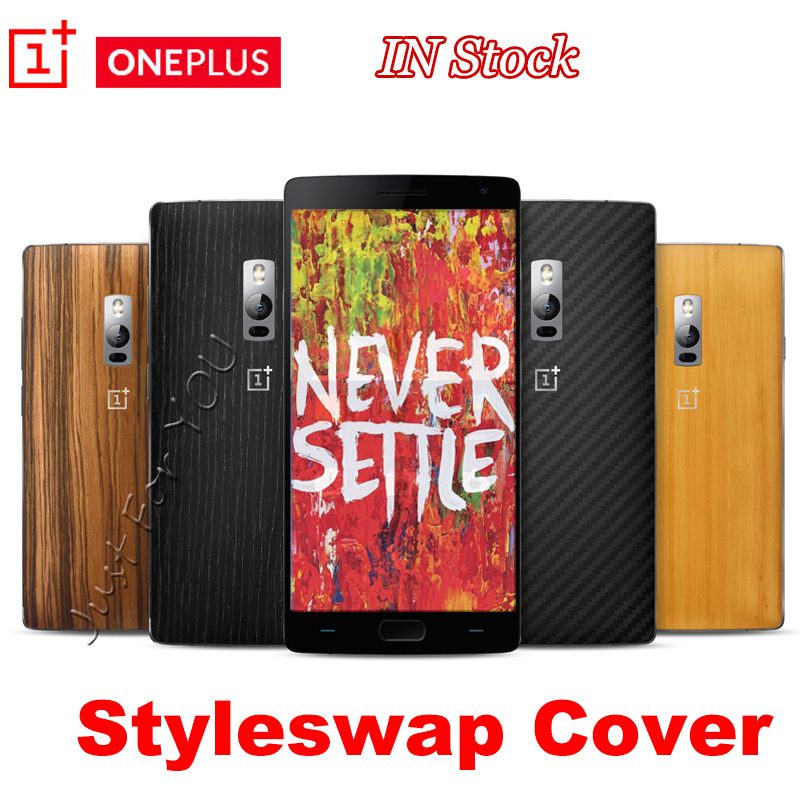 Original Oneplus 2 bamboo cover oneplus two styleswap phone - Just 4U store