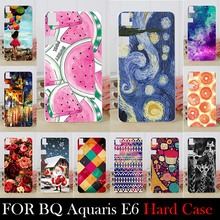 Buy BQ E6 Case Hard Plastic Mobile Phone Cover Case DIY Color Paitn Cellphone Bag Shell Free for $1.46 in AliExpress store