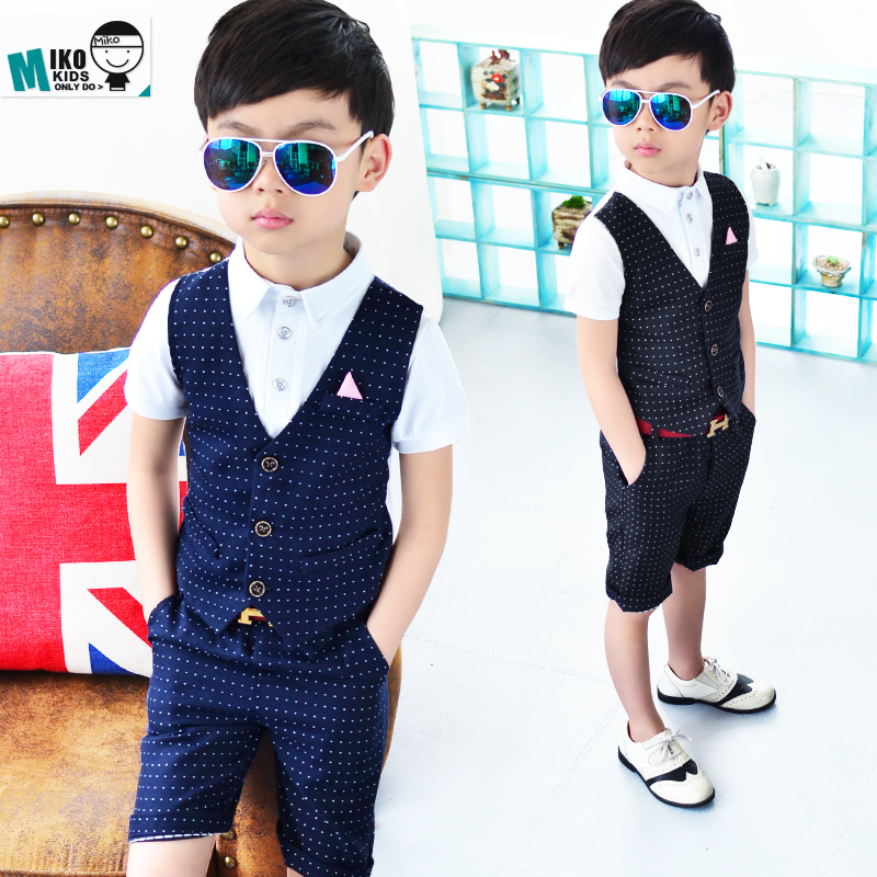 Baby boy formal dresses the image kid for Boys dress clothes wedding