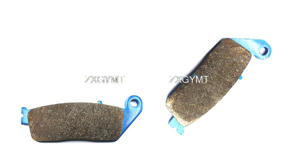 Sintered Motorcycle Front Brake Pad for TRIUMPH 800 Bonneville T100 Paul Smith 2006 - 2008(China (Mainland))