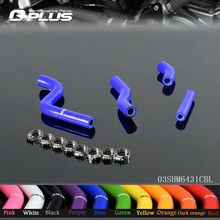 Buy GPLUS Silicone Radiator Coolant Hose Kit FOR Yamaha WR450F WR 450F 2012-2013 for $11.61 in AliExpress store