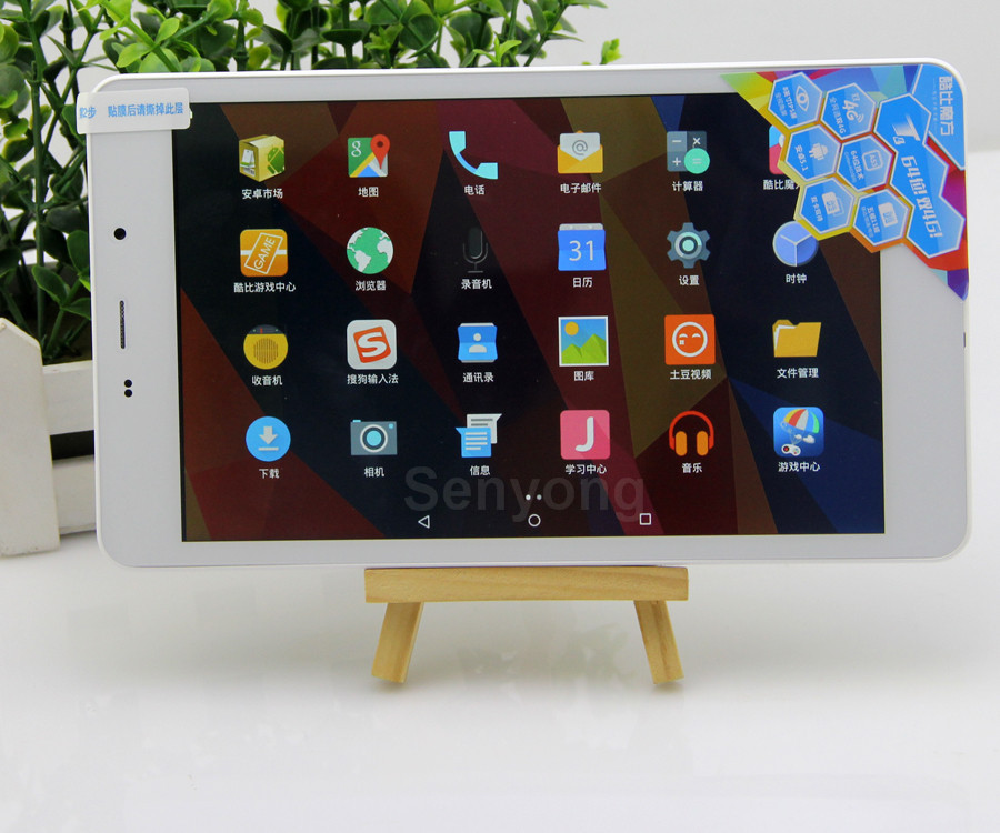 New arrival Tablet PC 8 IPS CUBE T8 4G LTE Phone Call 1280x800 Quad Core Android