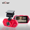 Original VICAR S5 red Car DVR full HD Novatek 96650 Car Camera Recorder Black Box 6G
