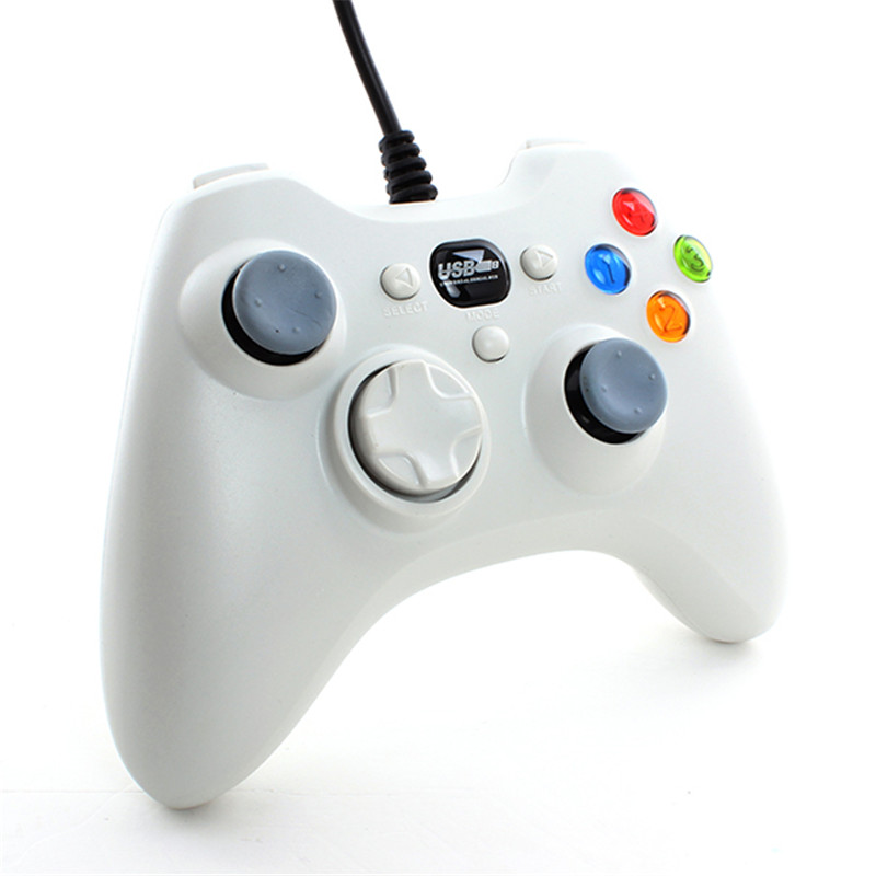 Best Promotion ! Fashion Design Useful USB Wired USB Game Controller Joystick Gamepad For PC Laptop Computer Best(China (Mainland))