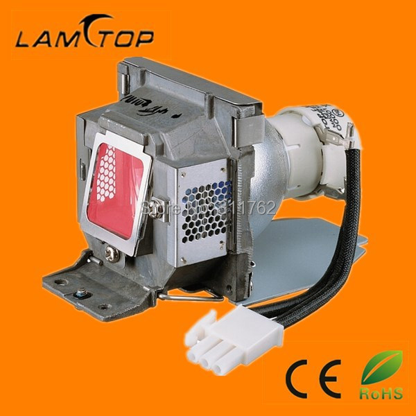 Фотография Original projector bulb/projector lamp with housing/cage  5J.J1V05.001   for MP575  free shipping