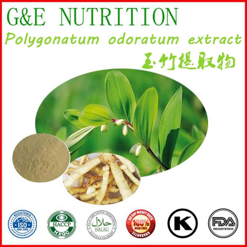 Manufacturer Supply polygonatum odoratum root extract 10:1 600g<br><br>Aliexpress
