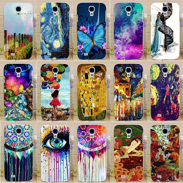 Mobile Phone Case For Samsung s4 i9500 Galaxy S IV Hard Plastic Protective Cellphone Bag Cover Housing Paint Picture(China (Mainland))