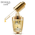 BIOAQUA 24K Gold Face Cream Whitening Moisturizing Gold Day Creams Moisturizers 24K Gold Essence Serum New
