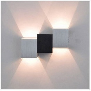 LED aluminum Wall lamp A modern lighting fashion background lamp<br><br>Aliexpress
