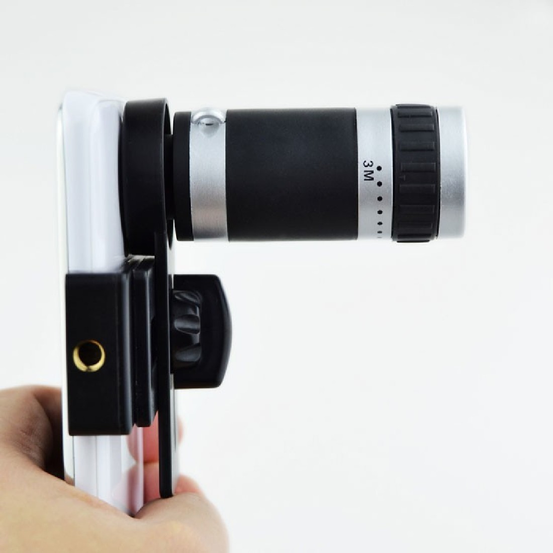 Camera Lens 8X Telescope Zoom Telephoto for iPhone Samsung Galaxy Note Mobile Phone Smartphone