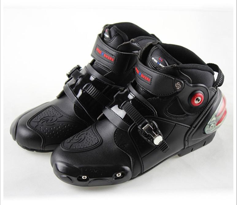 Мотоцикл ботинки про-байкер скорость байкеры мото гонки сапоги мотокросс мотоцикл обувь 40 / 41 / 42 / 43 / 44 / 45 / 46 / 47 A9003