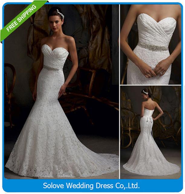 Складки свадебные свадебное платье реальные фото белые кружева дешевые русалка свадебное платье 2016 старинные створки невесты платье vestido де noiva 2015