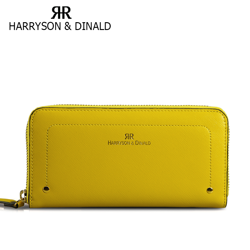 2014 fashion women   handbag fashion wallet  long design genuine leather zipper wallet<br><br>Aliexpress