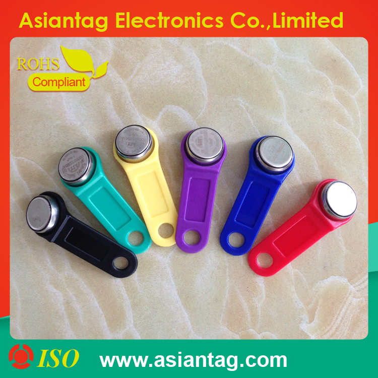 Freeshipping DHL dalls ibutton key DS1990A-F5 - Asiantag electronics Co., Limited store