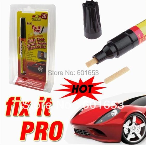 Scratch Fix For Cars Fix it Pro Painting Pen Car