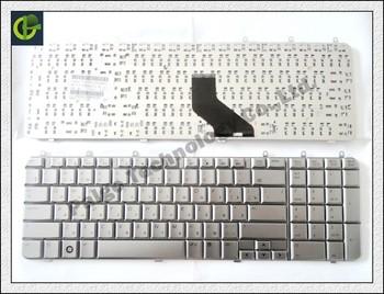 Russian Keyboard for HP DV7 DV7T DV7Z DV7-1000 DV7-1100 DV7-1200 DV7-1500 dv7t-1000 RU Silver laptop keyboard