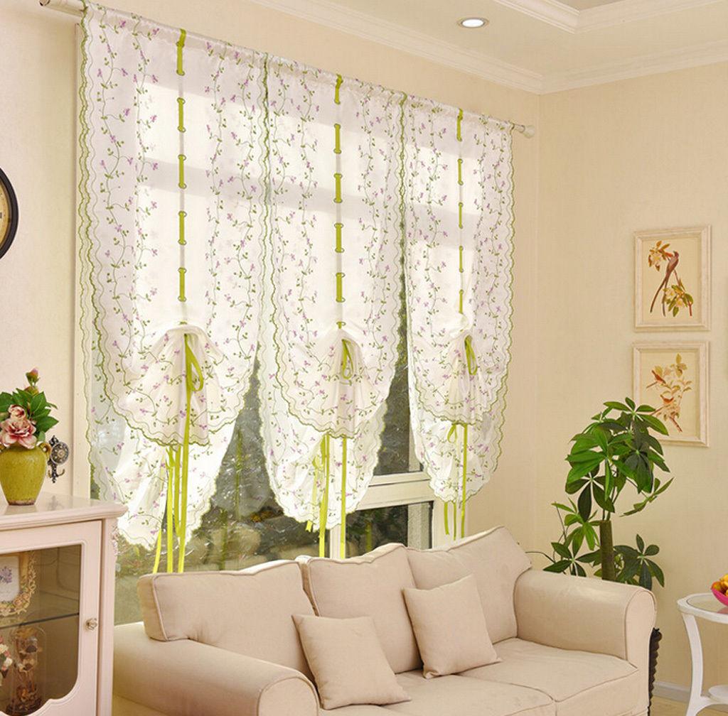 vorhang schabracke modern. Black Bedroom Furniture Sets. Home Design Ideas