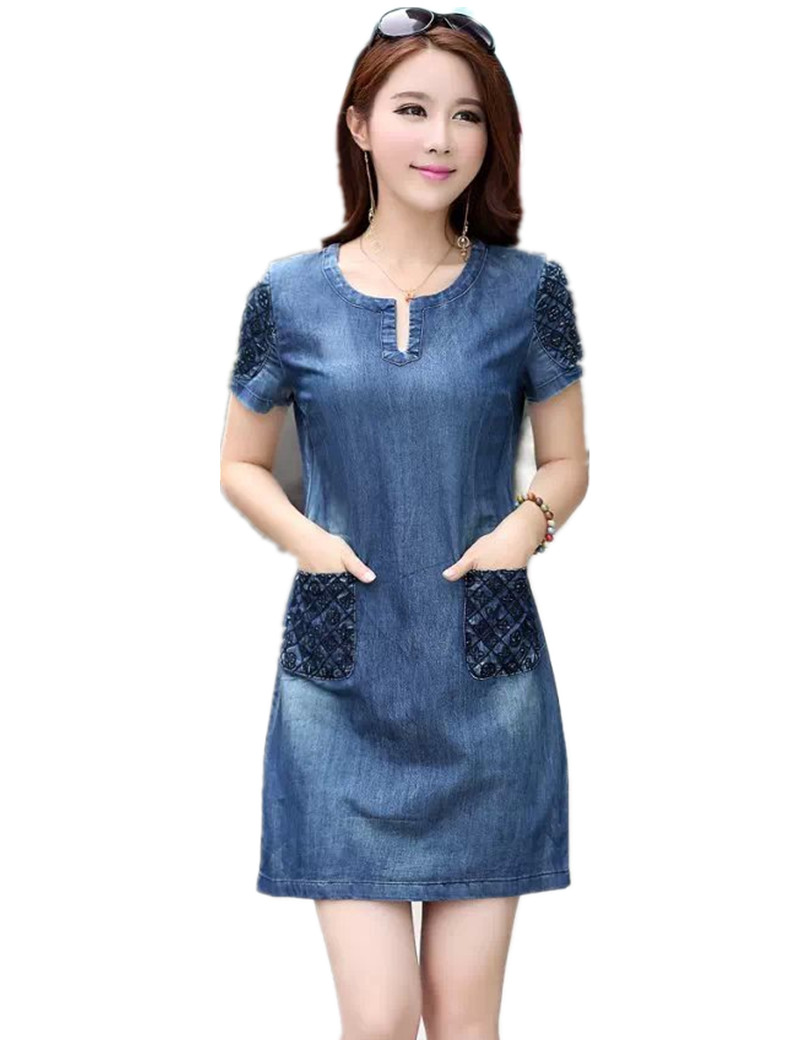 22 model womens blue denim dress for Blue denim shirt for womens