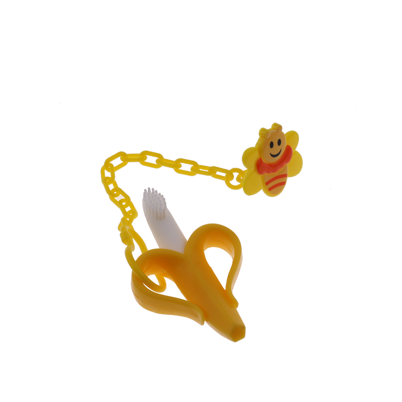 image for Momy And Angel Cartoon Dummy Pacifier Soother Nipple Chain Clip Buckle