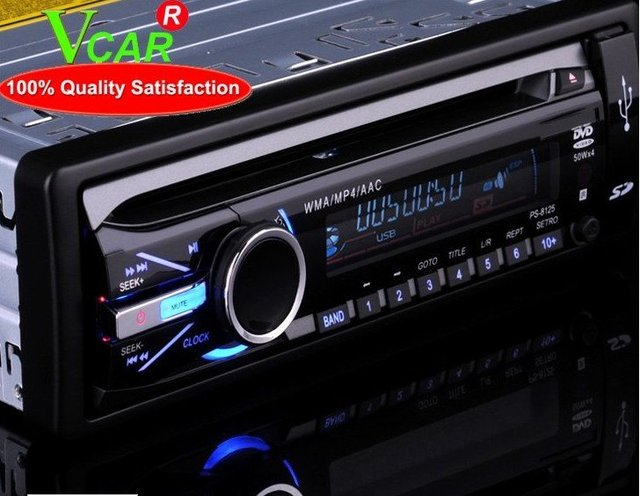Free Shipping 2014 New Style Low price one din universal DVD for all cars