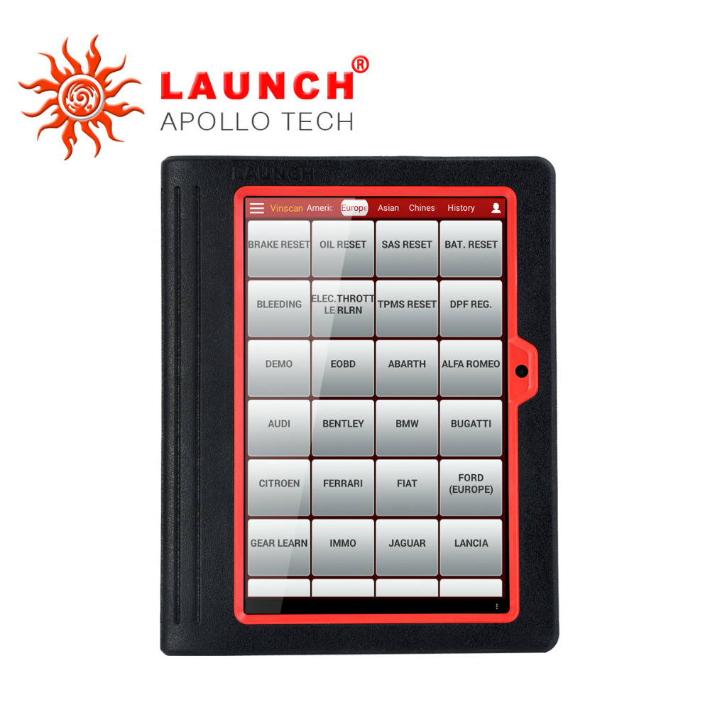 2016 Original Launch X431 V+ Wifi/Bluetooth Global Version Full System Scanner One Click Update Support Multi-language(China (Mainland))