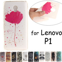 Buy Lenovo Vibe p1 Case Cover Silicone TPU Cartoon 3D Soft Back Cases Lenovo p1 Vibe P1C72 P1C58 Phone Skin Cute Shell House for $1.43 in AliExpress store