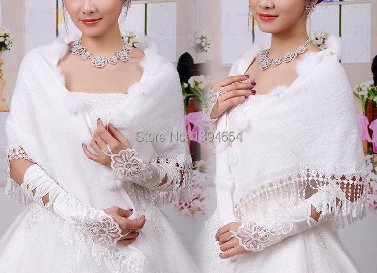 Red Ivory Lace Luxury Evening Wraps and Jackets Bridal Bolero with Sleeves Beaded Wedding Jackets Latest Ostrich Feather Wraps(China (Mainland))
