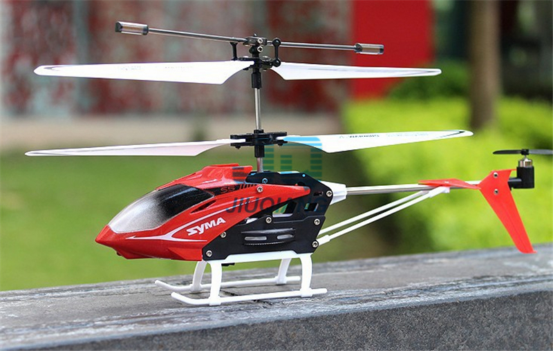 Original Syma S5 3.5CH RC Remote Control Helicopter Toy radio controlled helicopter Free Shipping(China (Mainland))