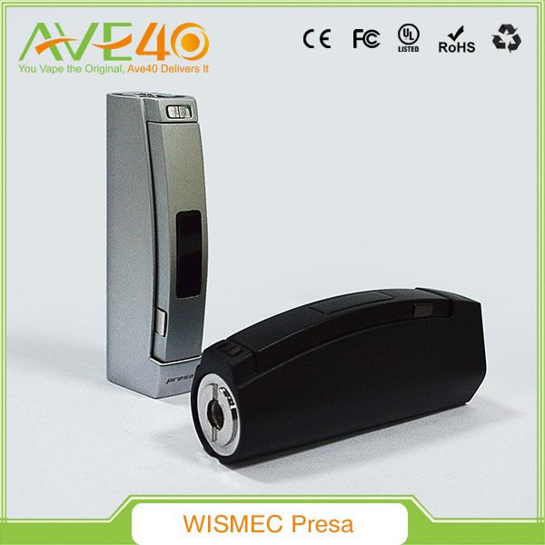 Wismec преса 40 Вт 2600 мАч в . в . VW 5 - 40 Вт 18650 Ecigarette модов против Eleaf istick 50 Вт